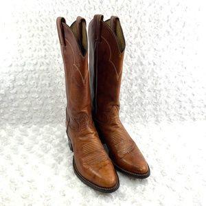 Tony Lama Cowboy Western Vintage Style